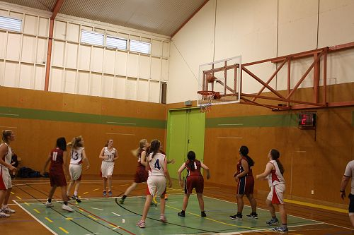Basketball girls- Southern Catholic Schools tourna