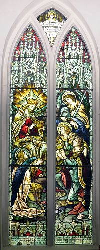 J N Ritchie Window