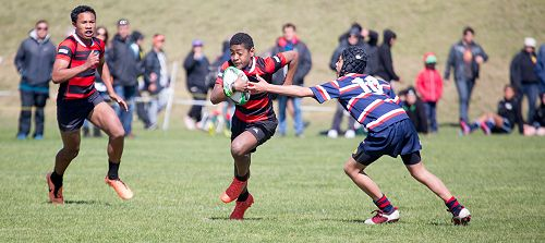 Rugby NZAIMS GAMES