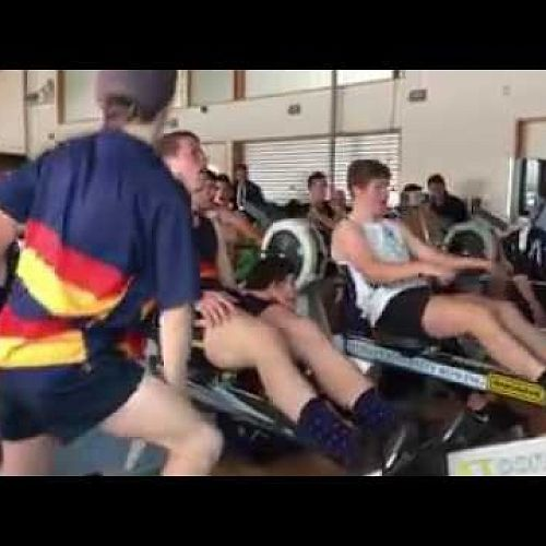 Otago Indoor Rowing Champs