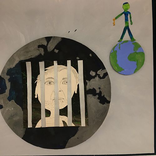 Unfair Imprisonment by Flynn R6