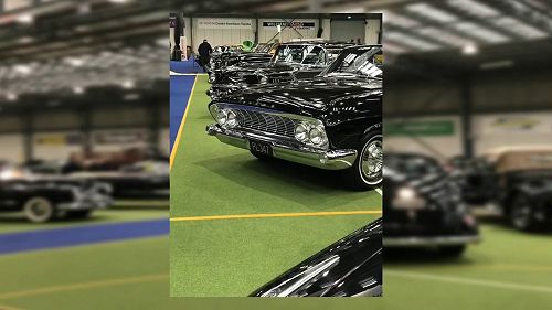 Video: Autospectacular 2017 All Black Display