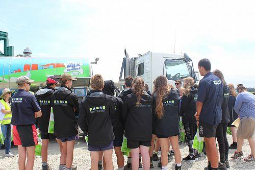Lincoln Dairy Farm Open Day