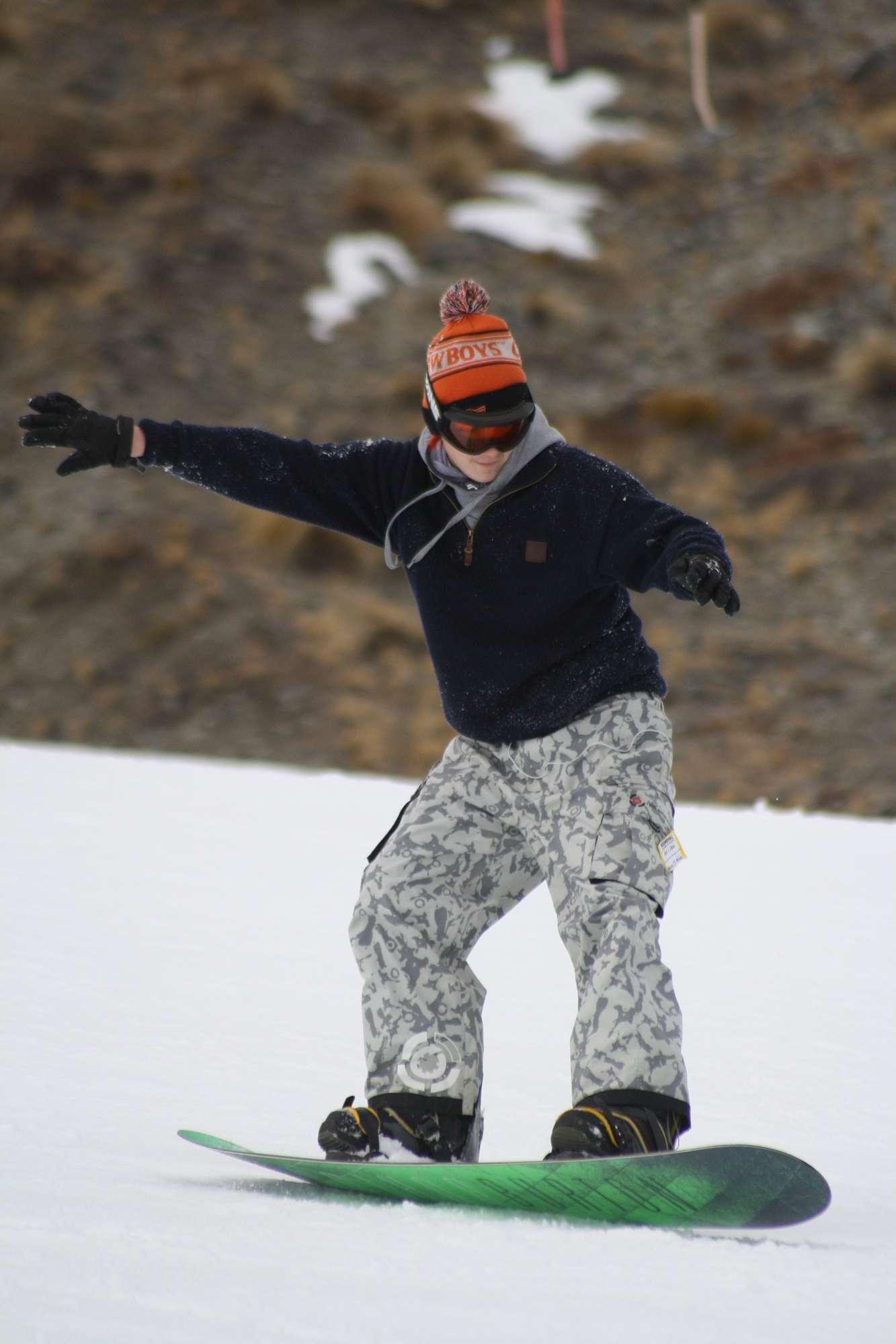 Thomas House Roundhill Ski Trip 2018