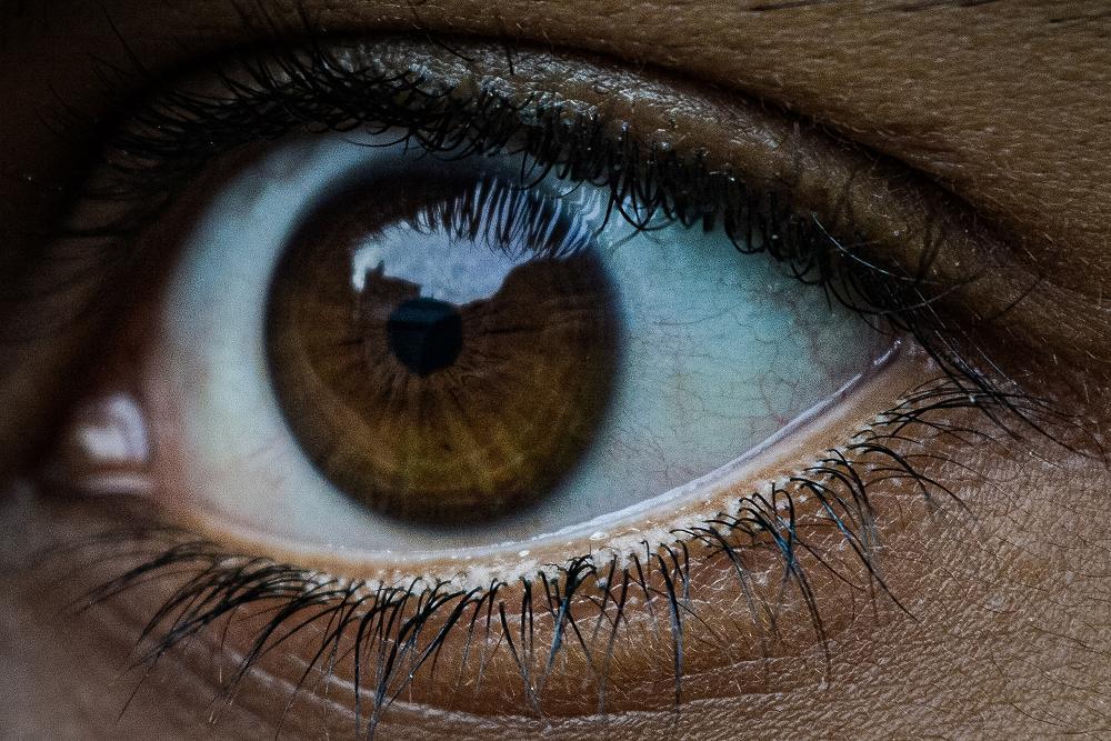 Ashish Yadav's eye