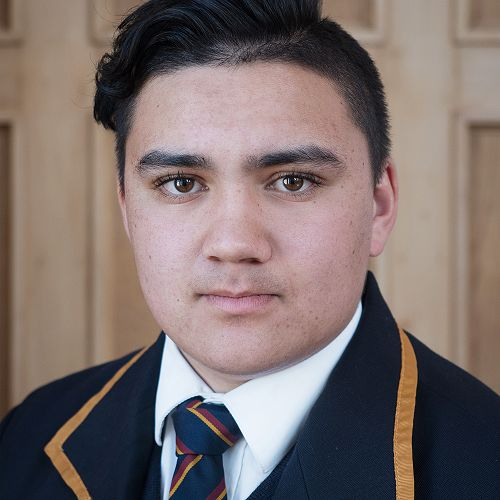 Charles Keenan (Junior Mana Pounamu Award Winner)