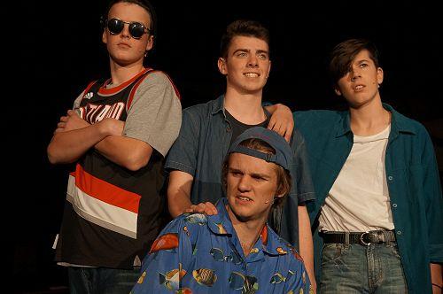 Popstars - The 90's Musical