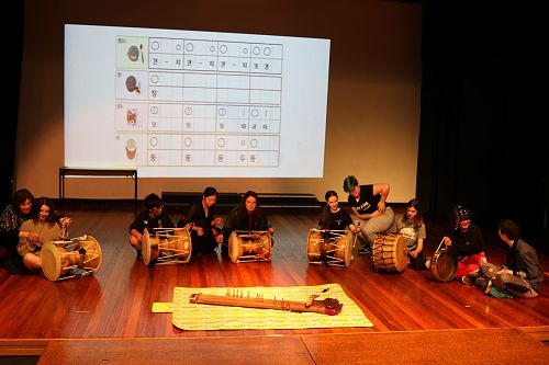 Korean, Chinese & Aotearoa Music - Cultural Journe