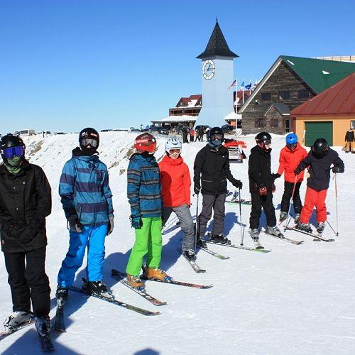 Cardrona Ski Trip 6/7 August 2016