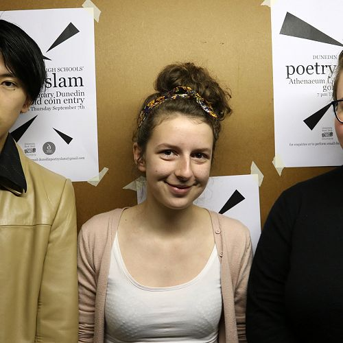 NZ Young Writers' Festival
