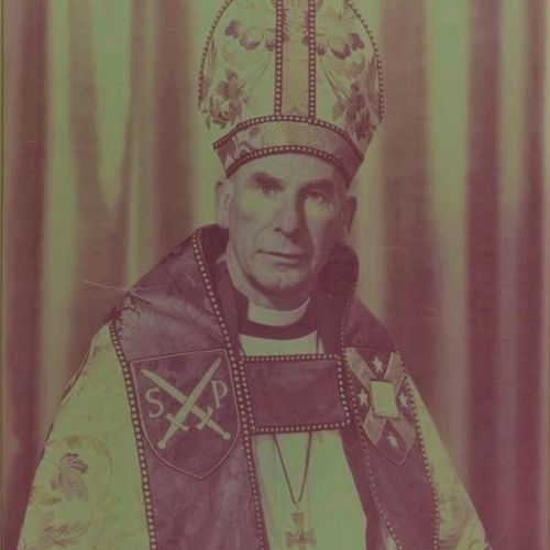 Bishop Allen Howard Johnston