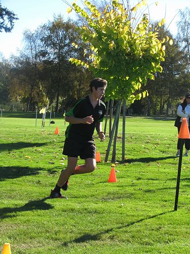 Cross Country & Fun Run