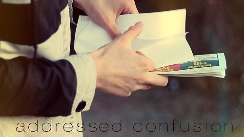 Addressed Confusion (Short Film)