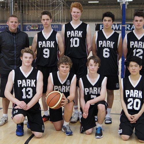 Senior A Boys Basketball Team