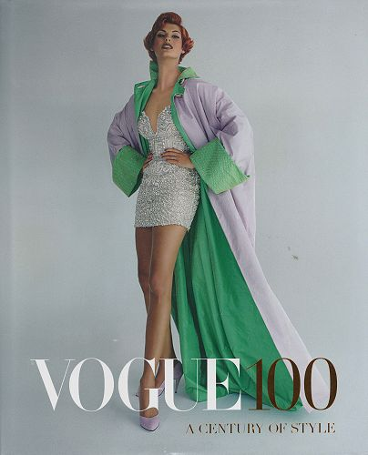 Vogue 100: A Century of Style book cover