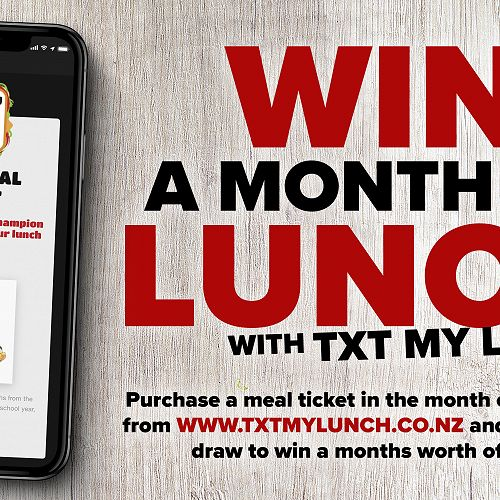 Win a month of lunch