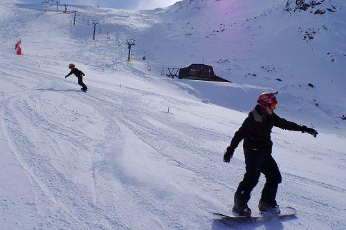 Year 12 Snowboarding