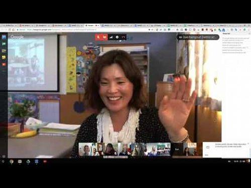 Video: Live Hangout Session 1