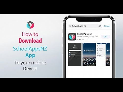 Video: Downloading SchoolAppsNZ App