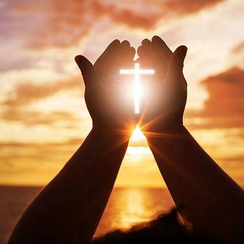 Called South Facebook logo - Prayer