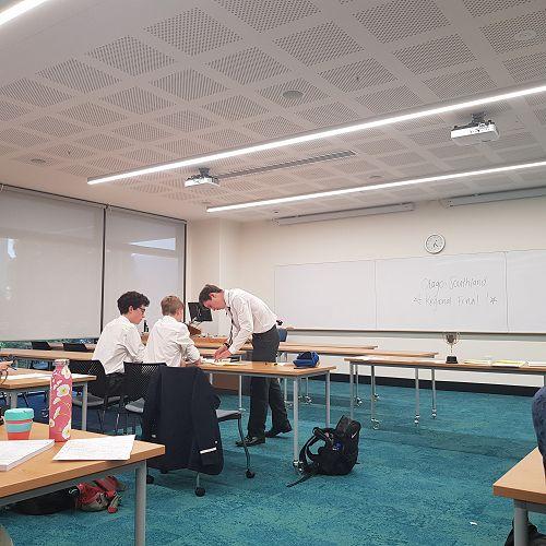 Otago/Southland Regional Debating Competition