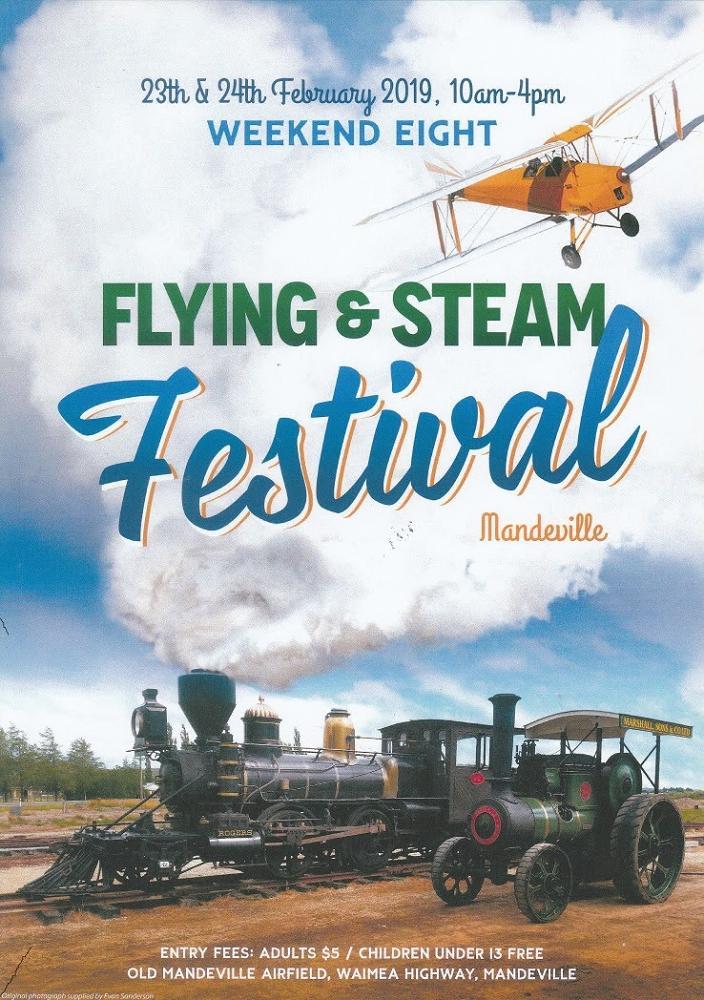 FLYING STEAM FESTIVAL - The Dunstan Prospector - Issue #2