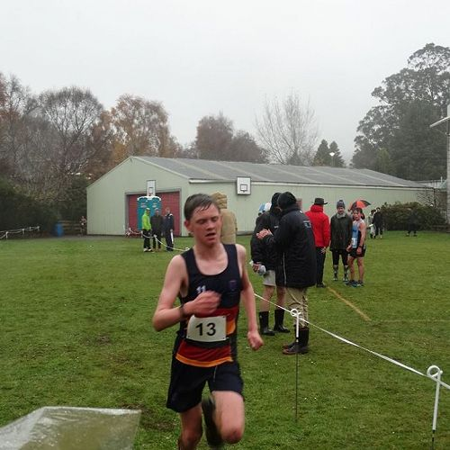 Otago Secondary School Cross Country