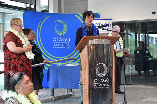 Otago Polytechnic Pacific Island Recognition Award
