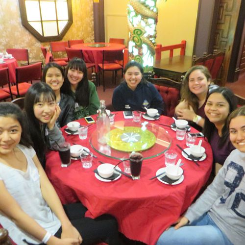 Thai and Korean girls from Columba