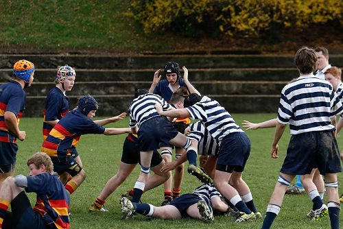 OBHS Under 14 Blues v John McGlashan College