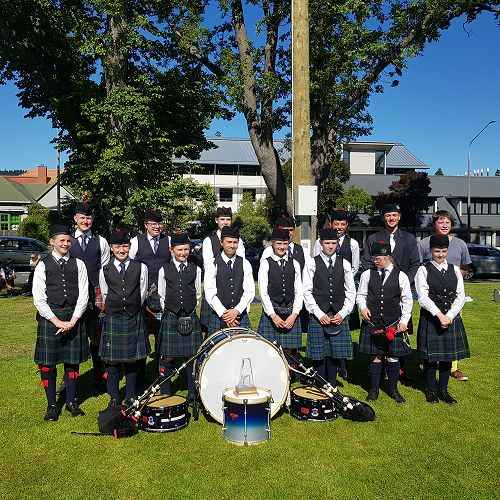 Pipe Band Success