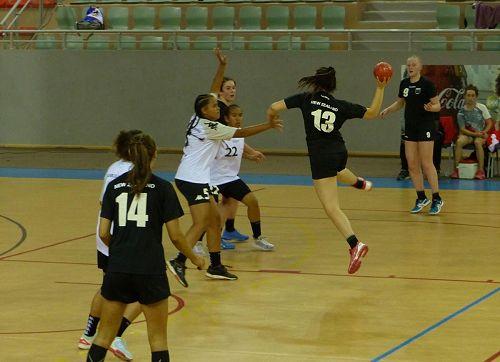 Storm Wykes - Handball