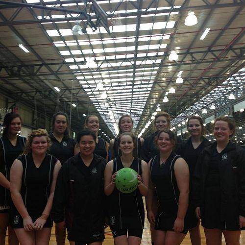 Otago Tournament Netball Team