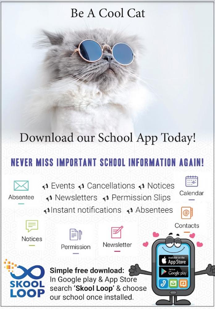 Skool Loop App - Download free today! - Week 3 - Term 2 Newsletter