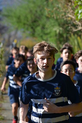 Inter-house Cross Country