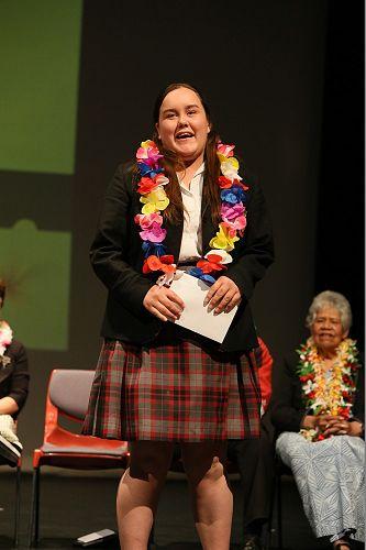 Otago Polytechnic Young Pasifica Awards 2015
