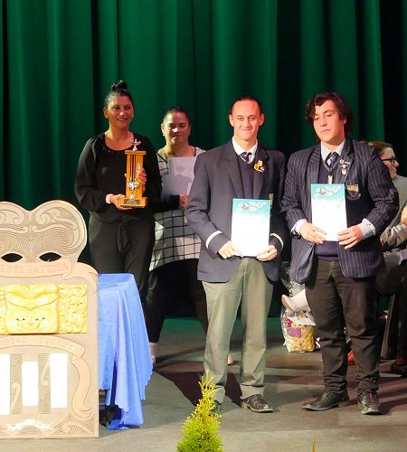 ManuKrero Speech Competition