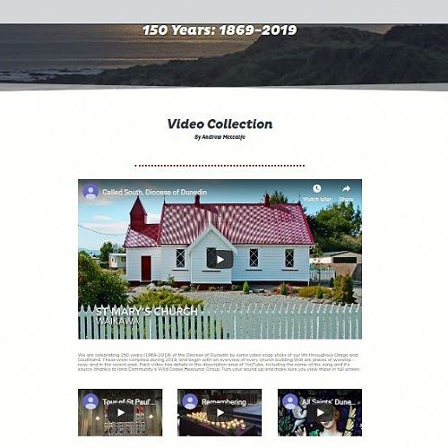 150 years Video Collection