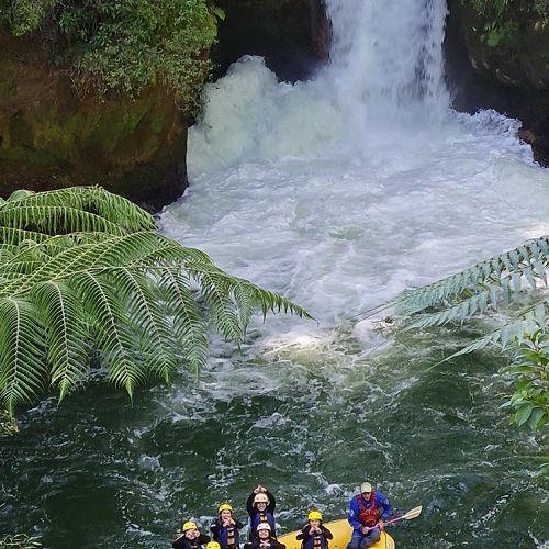 Year 13 Tourism - Adventure on the Kaituna River