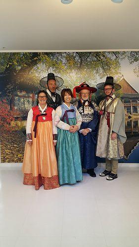 Korea Visit