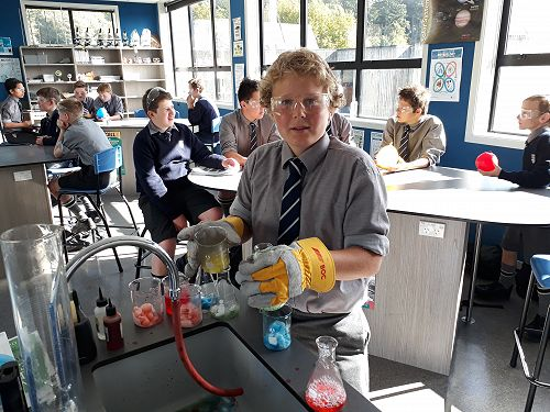 Year 9 Scientists