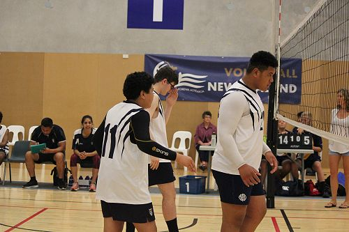 Junior South Island Volleyball Tournament