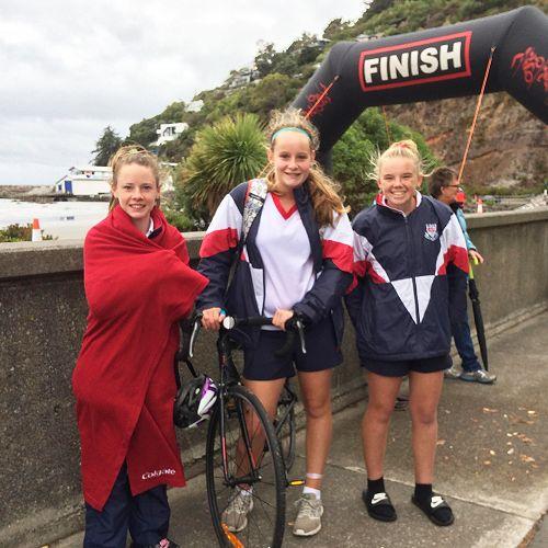 Canterbury Secondary Schools Triathlon