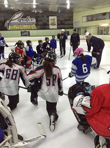 2016 IIHF Have A Go Day Auckland 2