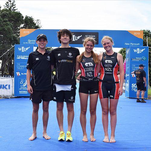 New Zealand Secondary Schools' Triathlon Champs