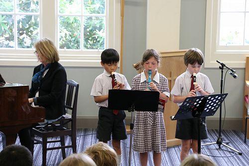 Junior Performers Afternoon