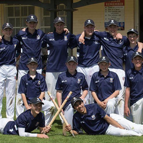 Year 9A Cricket v SBHS Semi-Final