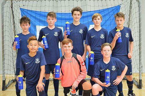 Junior Futsal Tournament Team