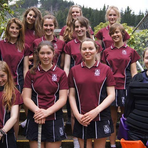 1st XI Girls Hockey team