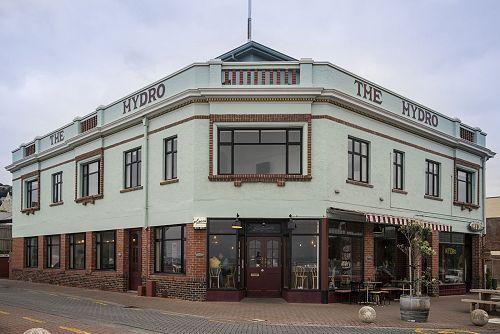 Dunedin's Esplanade Restaurant at St Clair took ou